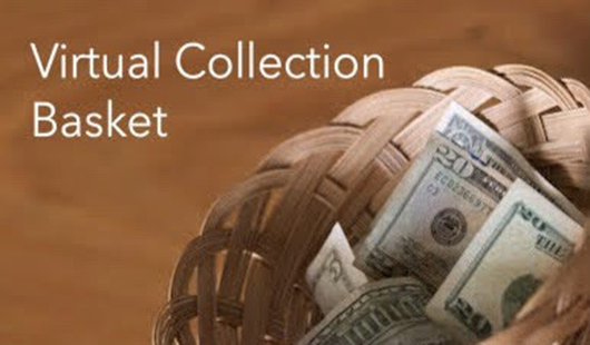 Virtual Collection Basket